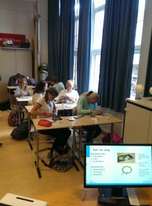 TAHMO workshop at the Populier
