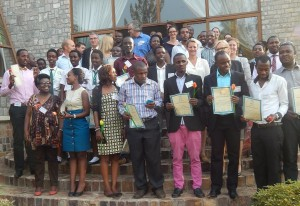 Participants of Water and ICT Accelerator