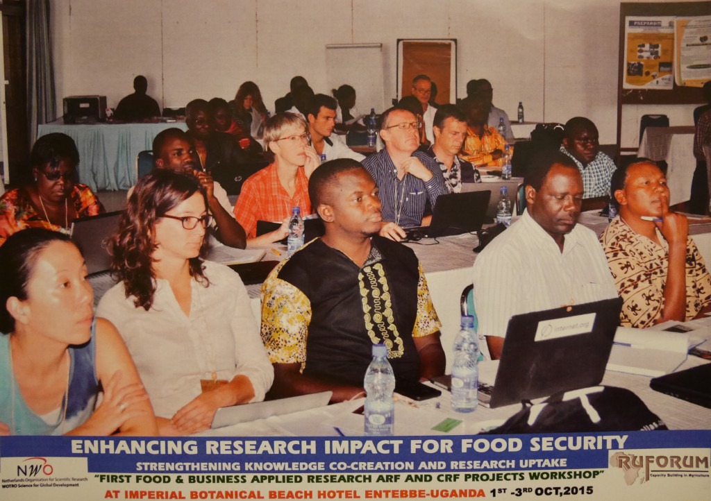 Enhancing research impact for food security
