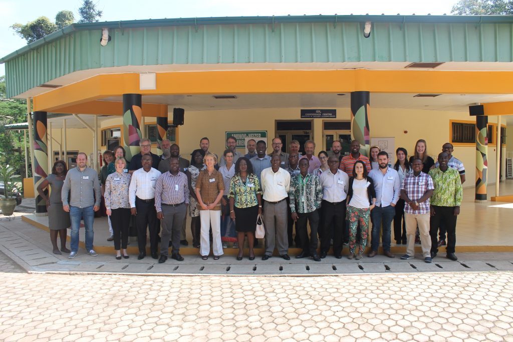 TWIGA partners together in Ghana for the TWIGA days