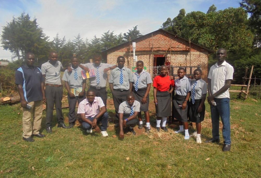 kibisi secondary school bungoma